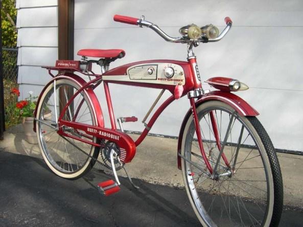 Huffy bicikl sa ugrađenim radio-aparatom