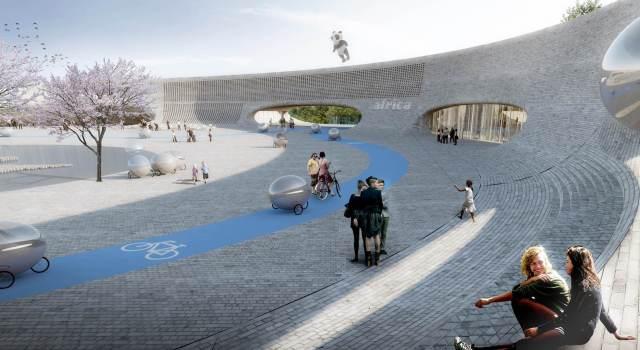 Danski studio BIG osmislio je novi koncept zoološkog vrta: 'Zootopia'
