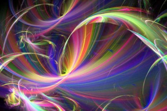 """Na svom najosnovnijem nivou, Teorija sveg, koja objedinjuje sve dosadašnje fizičke teorije, objašnjava kosmos i materiju kao filamente, to jest vlakna ili """"stringove""""- strune sačinjene od energije koja vibrira na određenoj frekvenciji"""