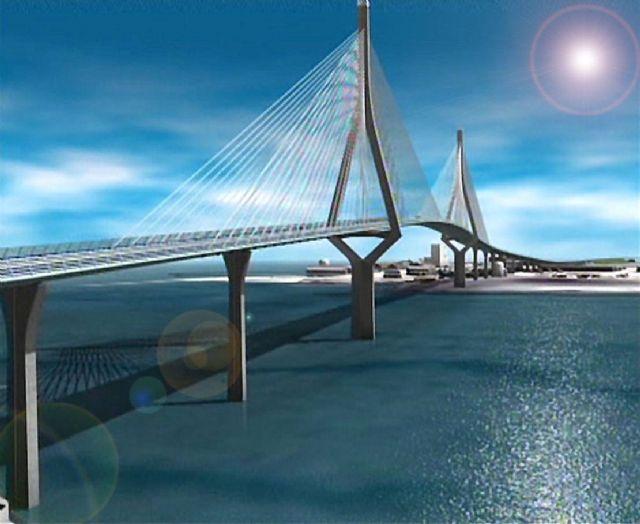 Ovako će, kada bude dovršen, izgledati novi most u Kadizu