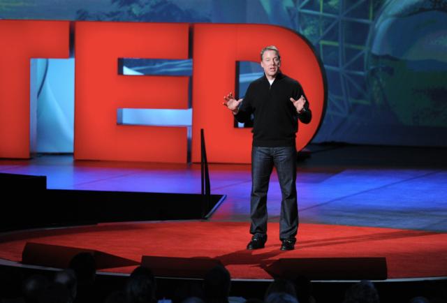 Naslednik automobilske imperije, Bill Ford, na TED konferenciji 2011.