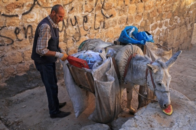 "5am: Mardin, Turska, Osvit sa magaretom"". Foto:Somenath Mukhopadhyay"