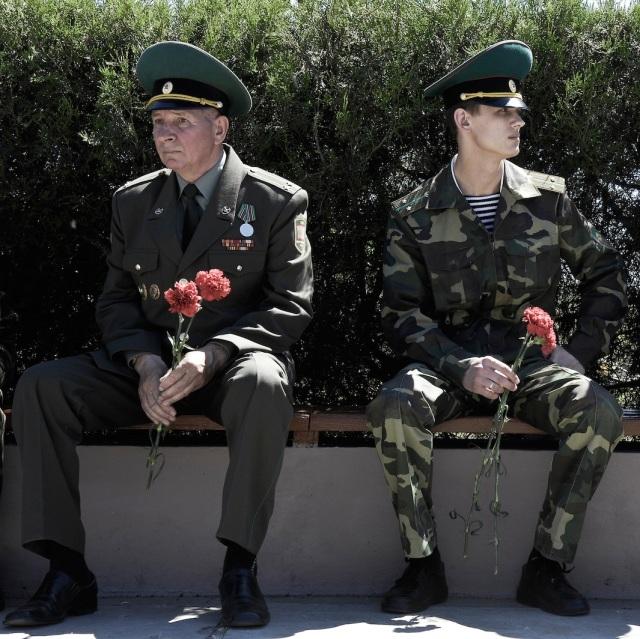 Vojna parada u Tiraspolju, Prdnjestrovlje, 2007.
