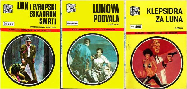 Naslovi iz 1978, 1980. i 1983.