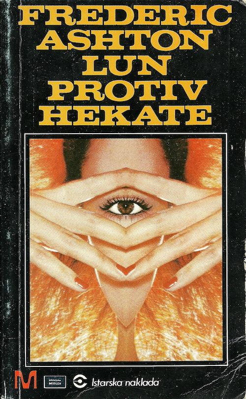 Reprint trećeg romana iz serijala, premijerno objavljenog 1960. (Pula, 1980)