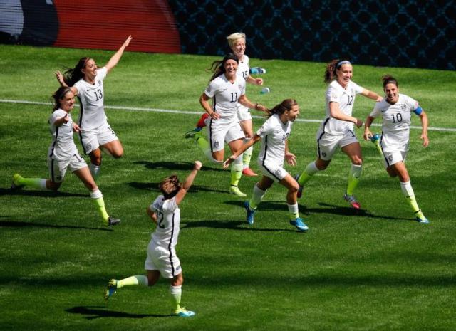 FIFA 2015. Trijumf Amerikanki na Svetskom kupu u fudbalu, Vankuver 5. juli