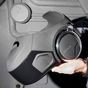 """Headset """"Rapture"""" kompanije Void, koji će je zvanično uvrstiti u svoj virtuelni tematski park 2016."""