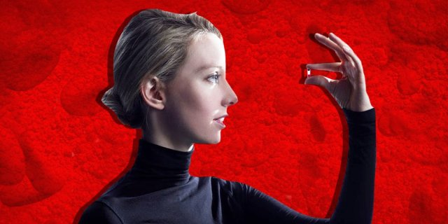 Elizabet Holms, CEO kompanije Theranos. Foto: Business Insider