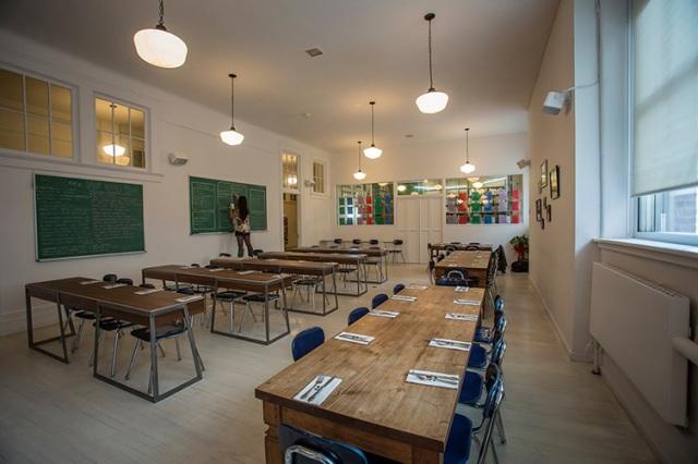 """M Wells Dinette – restoranska """"učionica"""", PS1 MOMA, Njujork"""
