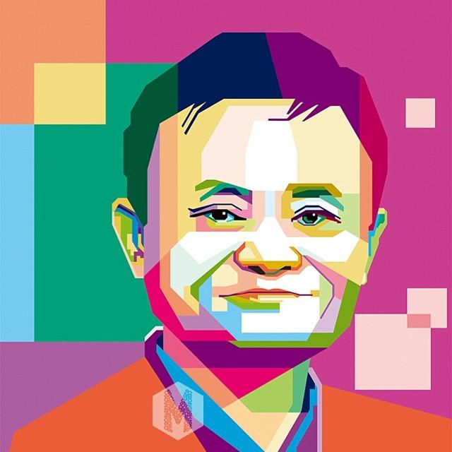 Jack Ma, osnivač portala za internet trgovinu Alibaba