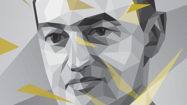 """Džozef Šumpeter, izvorni zagovornik """"ekonomije destrukcije"""". Ilustracija: The Forbes"""