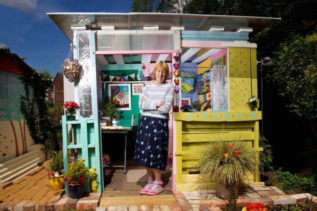 Ilona's Summerhouse. Vlasnica: Ilona, Severni Linkolnšir. Kategorija: jeftina kuća