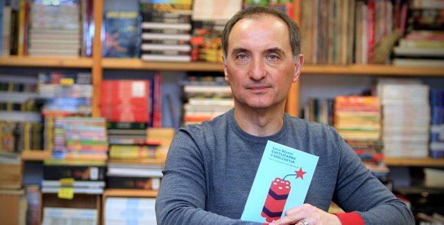 Lazar Džamić. Foto: Bookvar
