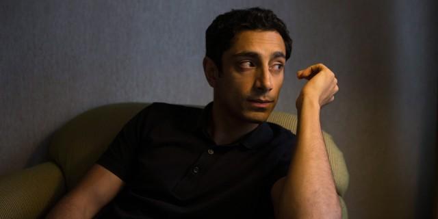 Riz Ahmed, hotelska soba (Filmski festival u Torontu 2014.)