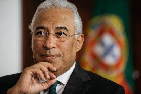 Portugalski premijer, Antonio Costa. Foto: Bloomberg