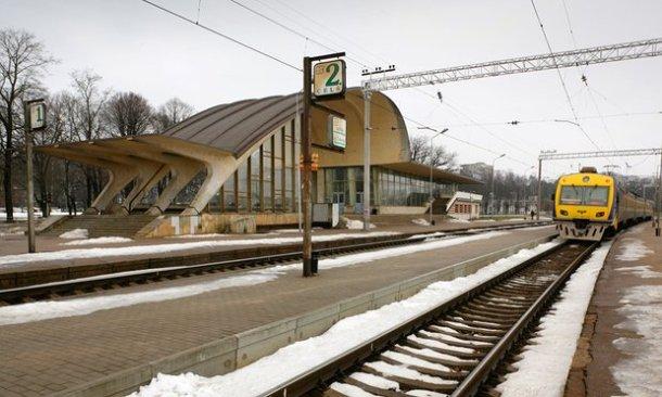 Železnička stanica Dubulti, Jūrmala - Igors Javeins, 1977