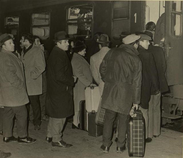 Vozovi za povratak u Jugoslaviju