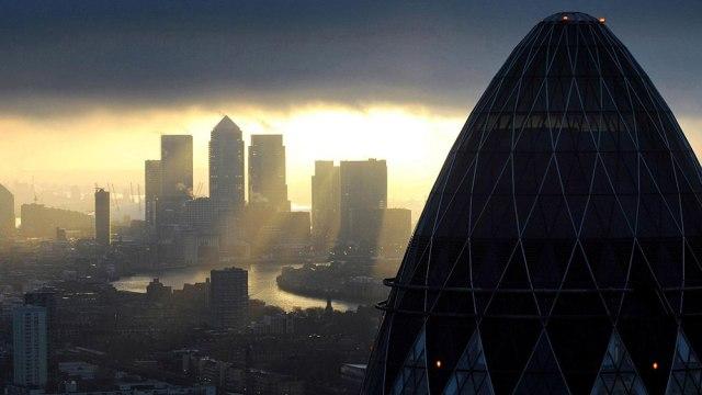 Londonski Siti (Foto: Stefan Rousseau)