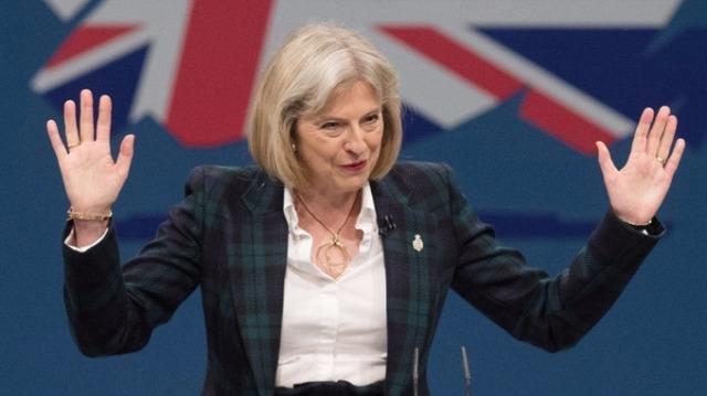 Britanska premijerka tereza Mej. Foto: ITV.com