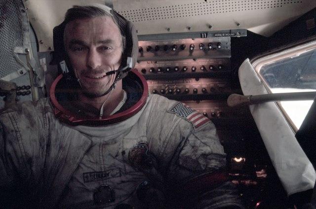 Eugene Cernan, astronaut i poslednji čovek koji je hodao Mesecom