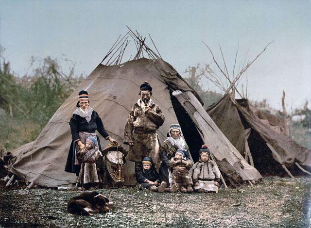 Tradicionalni laponski šator