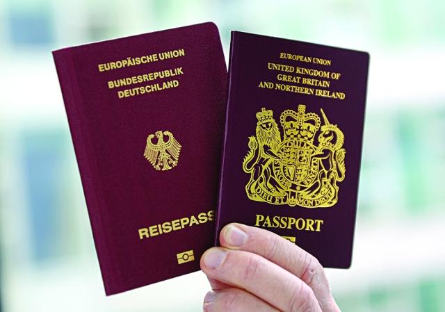 Ipak znači: Nakon bregzita, mlađi i stariji Britanci se listom odlučuju za nemačko državljanstvo