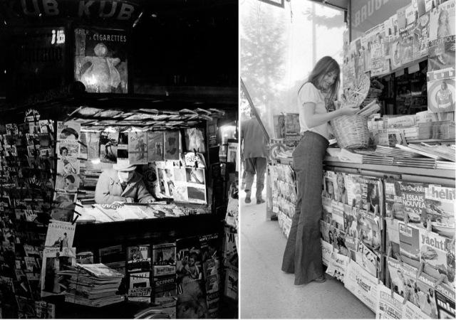 Pariski kiosk