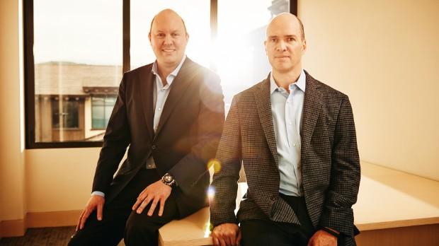 Mark Andresen i Ben Horovic, ulagači venčer kapitala u startapove iz Silikonske doline