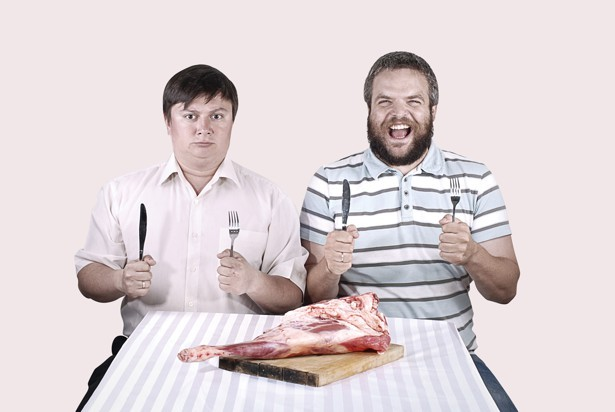 Aleksandar Mihailov i Boris Akimov, koosnivači restorana LavkaLavka. Foto: Liza Žickaja