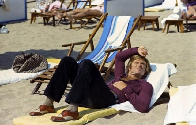 Robert Redford je hteo da odrema na plaži, ali su ga. nažalost, probudili