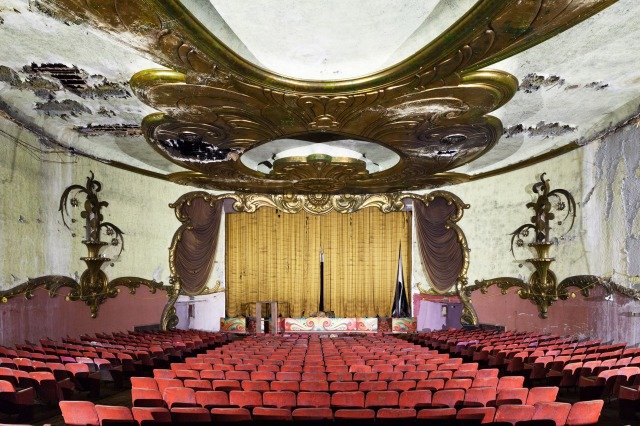 Fox Theatre, Inglvud, Kalifornija