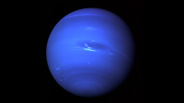 Neptun. Foto: NASA/National Geographic