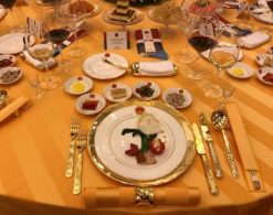 The Welcome Banquet hosted by the President of People's Republic of China H.E. Xi Jinping