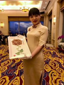 The Beijing Duck 北京烤鴨 - Celebration after signing of the contract for significant investment of Chinese company in the Republic of Serbia