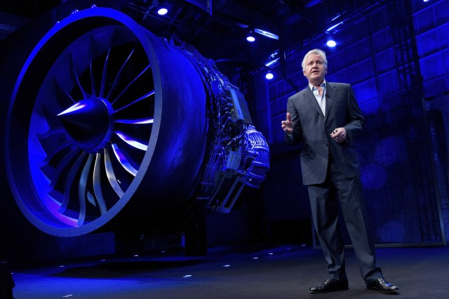 Jeff Immelt, doskorašnji CEO Dženeral Elektrika