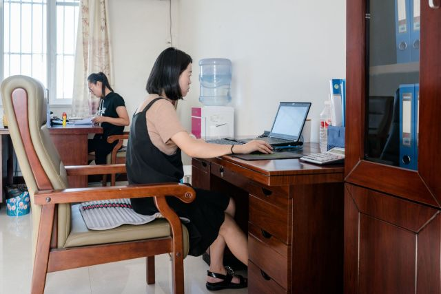 Kancelarija za administrativne poslove u glavnoj zgradi
