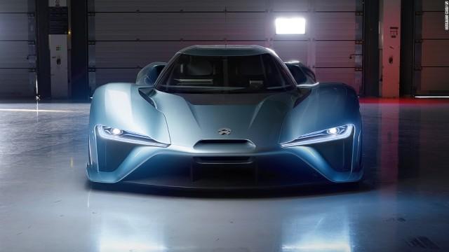 Kineski NIO E9 važi za najbrži električni automobil na svetu