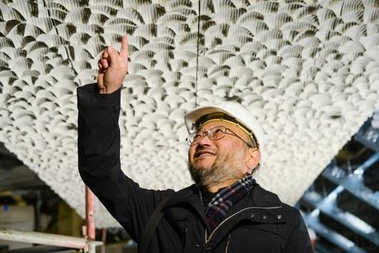 Toyota Yasuhisa, šef dizajna akustike hamburške koncert-hale Elbfilharmonija