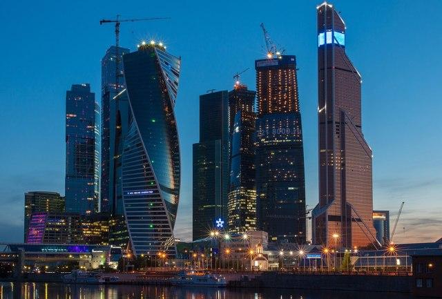 Moskovski Međunarodni poslovni centar