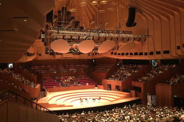 Velika koncertna dvorana Sidnejske opere