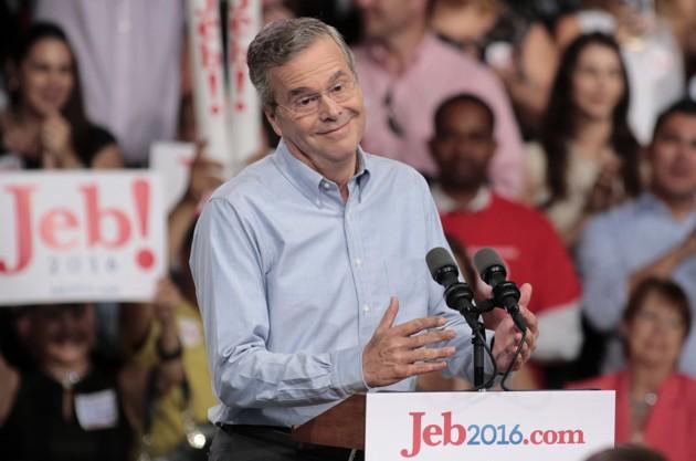 Bivši guverner Floride, Džeb Buš