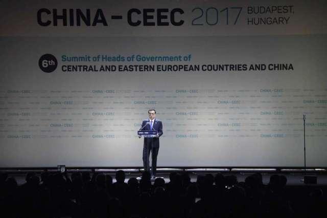 """Kineski premijer na otvaranju samita Kine i """"šesnaestorke"""""""