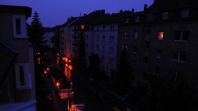 Hanover, na Čistu sredu 2016. godine. Hakerski napad je isključio struju.