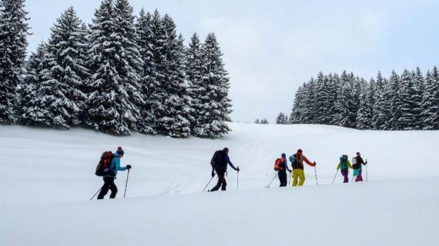 Skijaši pohode Austriju na kraće, za ski-vikende, ali traže raznovrsnost/Getty Images