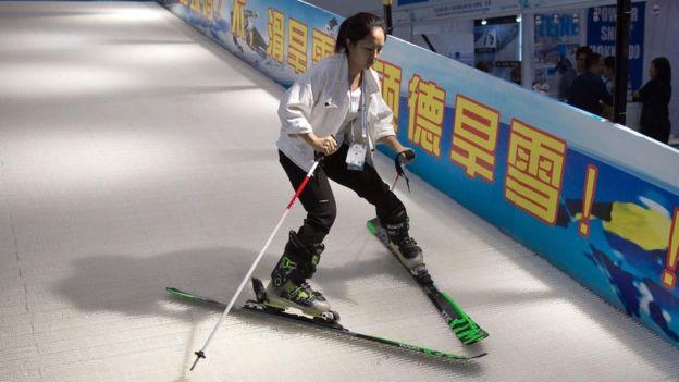 Mladi žele da na mnogo brži način ovladaju osnovama skijanja
