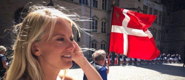 """Nova, libertarijanska i anti-imigrantska stranka, Partija nove desnice (Nye Borgerlige) koju predvodi Pernille Vermund zalaže se za Dansku """"Bez imigranata, bez poreza, bez islama"""""""
