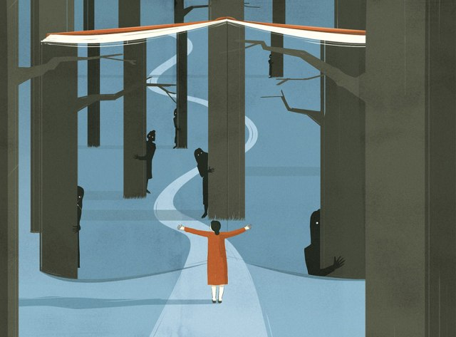 Ilustracija: Andrea Ucini za Guardian (preuzeto sa sajta Peščanik.net)