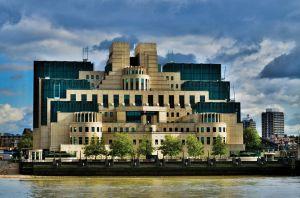 Sedište obaveštajne službe MI6