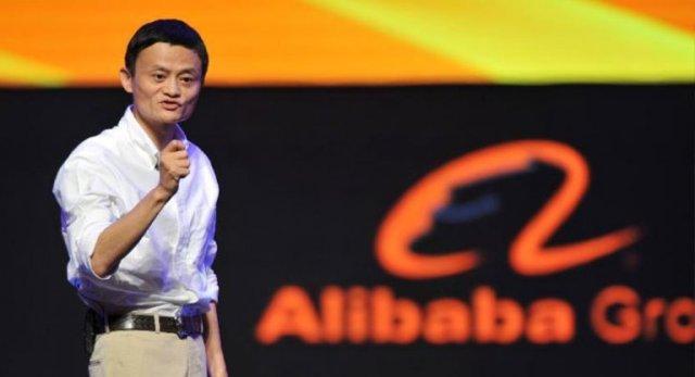 Džek Ma, CEO Alibabe
