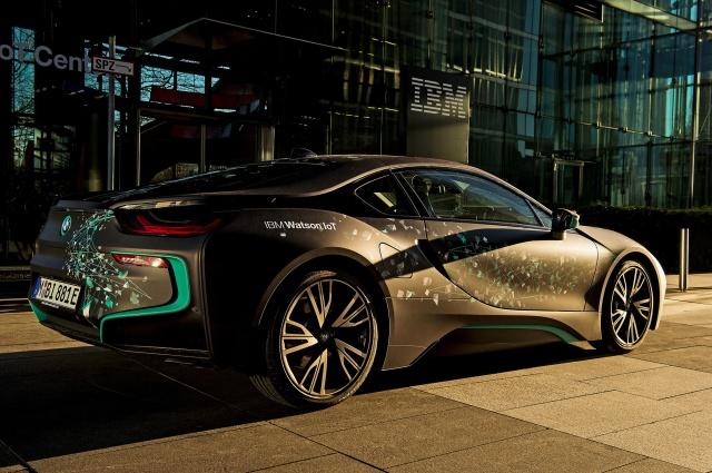 IBM je za BMW sačinio IoT softver, Watson